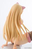 フリージング ヴァイブレーション サテライザー=エル=ブリジット ver.アニコス桜色Sakura-iro オルカトイズ 画像 サンプル レビュー フィギュア クラムジー零 キャストオフ ポロリ おっぱい クラムジー零 14