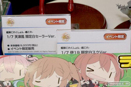 アオシマ 画像 フィギュア サンプル レビュー ワンダーフェスティバル 2015[冬] 艦隊これくしょん 21