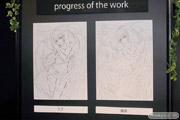 Tony'sヒロイン展2 コトブキヤ Tony フリージア イラスト 画像 サンプル レビュー フィギュア 描きおろし アナベル 14