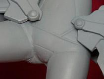 【2015冬合同展示会】あみあみ「俺、ツインテールになります。 テイルレッド」 新作フィギュア原型画像レビュー