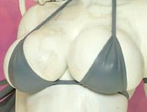 【WF2015冬】リューノス「ToLoveる -とらぶる- ダークネス ララ・サタリン・デビルーク」 新作フィギュア原型画像レビュー