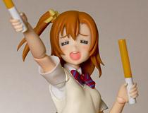 マックスファクトリー「figma ラブライブ! 高坂穂乃果」 新作フィギュア彩色サンプル画像レビュー