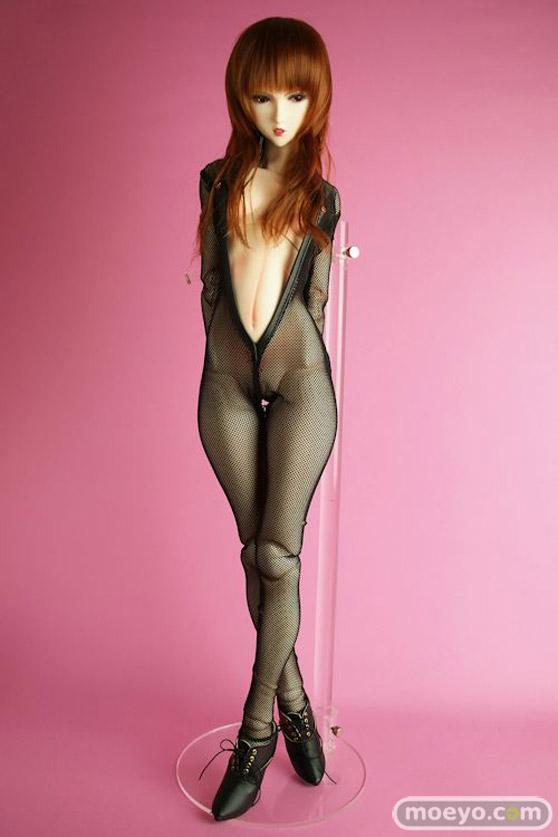 Pink Drops #12 夜狐 <YO-KO> リアルアートプロジェクト 画像 サンプル レビュー フィギュア ドール 吉沢光正 01