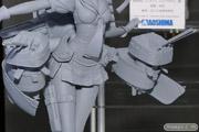艦隊これくしょん-艦これ- 1/7 駆逐艦 秋月 アオシマ 画像 サンプル レビュー フィギュア ワンダーフェスティバル 2015[冬] モワノー 08
