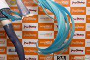 VOCALOID3 初音ミクV3 フリーイング 画像 サンプル レビュー フィギュア パンツ 07