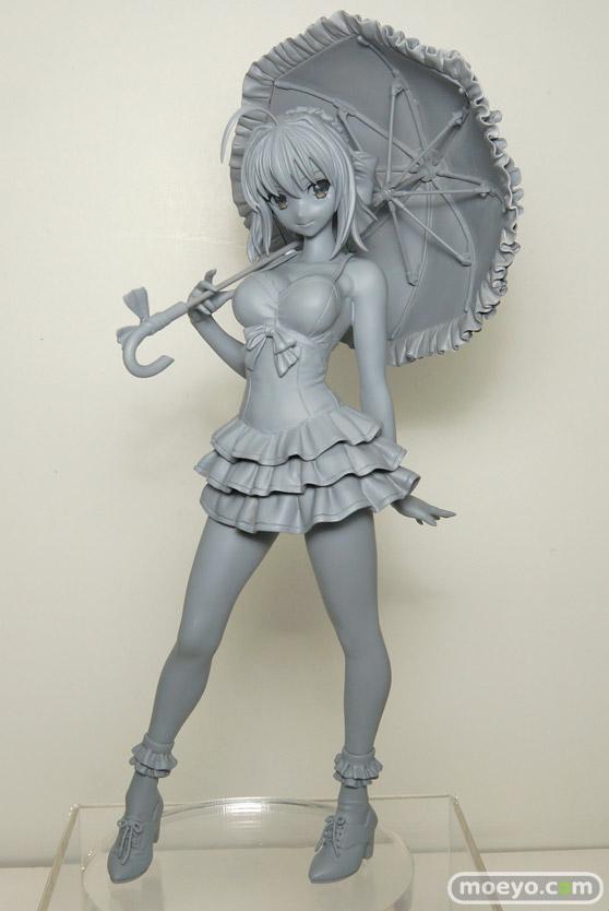 Fate/EXTRA セイバーエクストラ アルファマックス 画像 サンプル レビュー フィギュア 真辺菜月 01