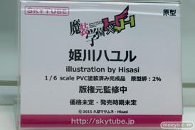 魔装学園H×H] 姫川ハユル illustration by Hisasi スカイチューブ 画像 サンプル レビュー フィギュア ワンダーフェスティバル 2015[冬] 2% 10