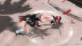 DEAD OR ALIVE 5 Last Round 画像 閃乱カグラ コラボ コスチューム破壊 エロ レイファン 紅葉 ティナ エレナ 06