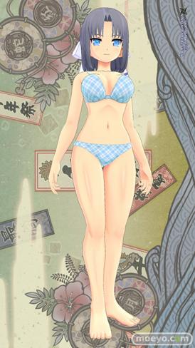 閃乱カグラ ESTIVAL VERSUS -少女達の選択- 更衣室 着替え 下着 お尻 おっぱい 爆乳 画像 エロ 14
