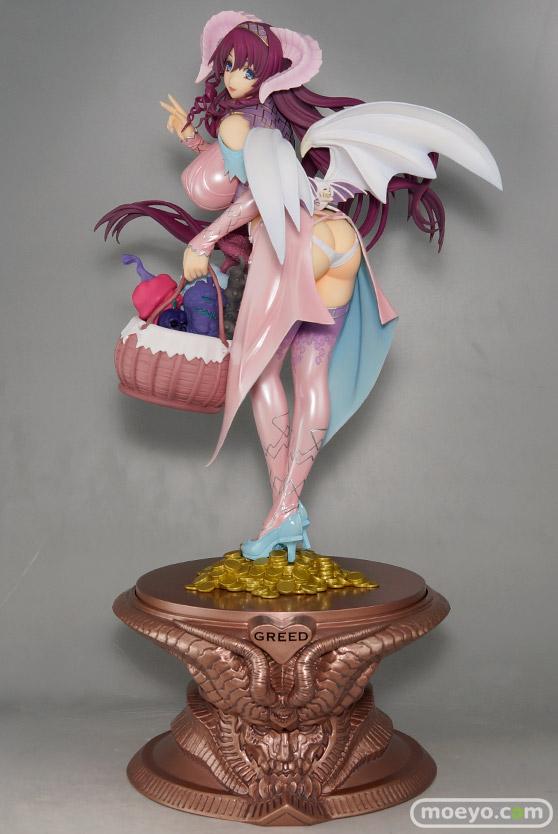七つの大罪 マモン~強欲の像 薄桃ノ衣版 オーキッドシード 画像 サンプル レビュー フィギュア 石山智 01