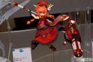 魔法戦記リリカルなのはforce ヴィータ フリーイング 画像 サンプル レビュー フィギュア 2015冬ホビーメーカー合同商品展示会 03