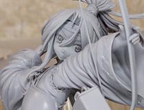 【WF2015冬】ファット・カンパニー「艦隊これくしょん-艦これ- 瑞鳳」 新作フィギュア原型画像レビュー