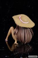 ものべの 沢井夏葉 Q-six 画像 サンプル レビュー フィギュア キャストオフ ジャスティス GILLGILL 宮沢模型 第35回 商売繁盛セール 水着 06