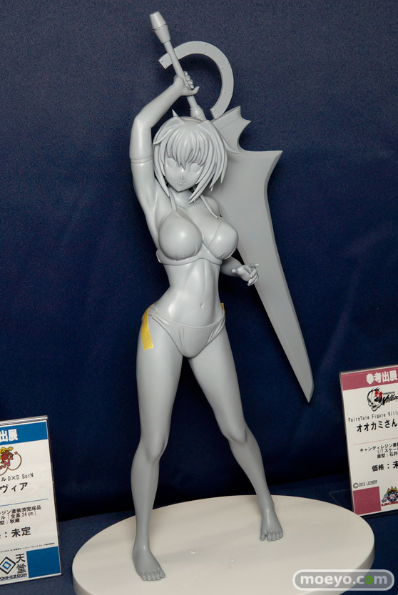 ハイスクール D×D BorN ゼノヴィア 回天堂 画像 サンプル レビュー フィギュア 秋蔵 01
