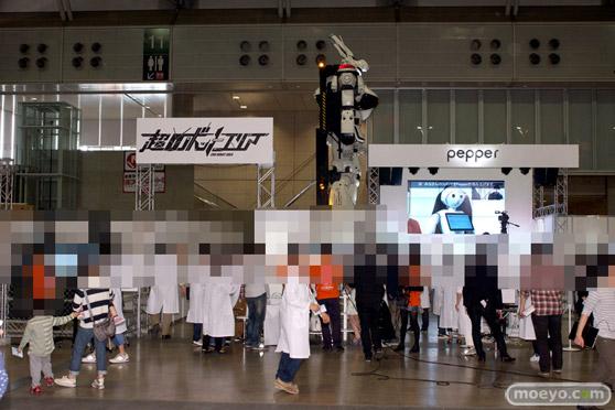 ニコニコ超会議2015 画像 パトレイバー 実物大 98式AVイングラム 超ロボットエリア 01