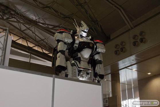 ニコニコ超会議2015 画像 パトレイバー 実物大 98式AVイングラム 超ロボットエリア 02