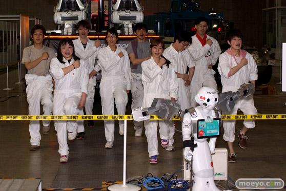 ニコニコ超会議2015 画像 パトレイバー 実物大 98式AVイングラム 超ロボットエリア 04