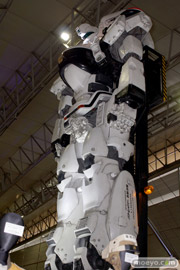 ニコニコ超会議2015 画像 パトレイバー 実物大 98式AVイングラム 超ロボットエリア 05