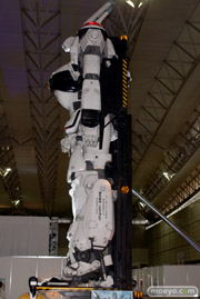ニコニコ超会議2015 画像 パトレイバー 実物大 98式AVイングラム 超ロボットエリア 06