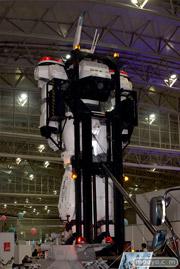 ニコニコ超会議2015 画像 パトレイバー 実物大 98式AVイングラム 超ロボットエリア 07