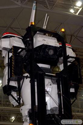 ニコニコ超会議2015 画像 パトレイバー 実物大 98式AVイングラム 超ロボットエリア 13