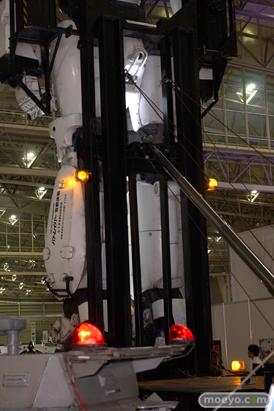 ニコニコ超会議2015 画像 パトレイバー 実物大 98式AVイングラム 超ロボットエリア 14