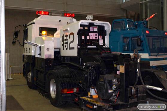 ニコニコ超会議2015 画像 パトレイバー 実物大 98式AVイングラム 超ロボットエリア 23