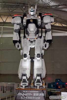 ニコニコ超会議2015 画像 パトレイバー 実物大 98式AVイングラム 超ロボットエリア 36