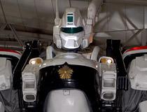 【ニコニコ超会議2015】 超ロボットエリアで「実物大98式AVイングラム」が展示!