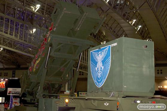 ニコニコ超会議2015 画像 自衛隊 地対空誘導弾 ペトリオットシステム発射機 06