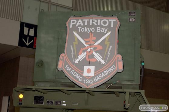 ニコニコ超会議2015 画像 自衛隊 地対空誘導弾 ペトリオットシステム発射機 07