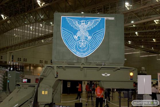 ニコニコ超会議2015 画像 自衛隊 地対空誘導弾 ペトリオットシステム発射機 08
