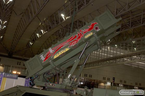 ニコニコ超会議2015 画像 自衛隊 地対空誘導弾 ペトリオットシステム発射機 09