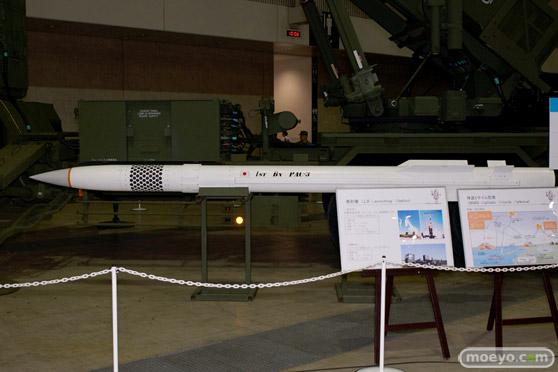 ニコニコ超会議2015 画像 自衛隊 地対空誘導弾 ペトリオットシステム発射機 11