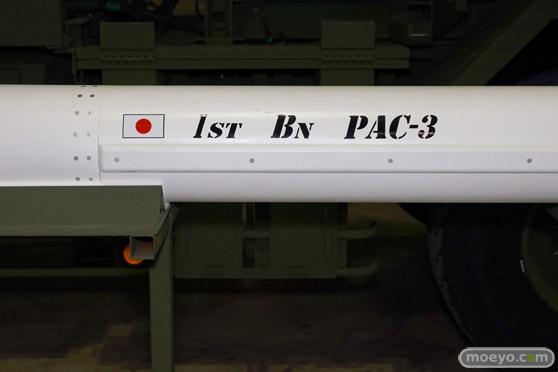 ニコニコ超会議2015 画像 自衛隊 地対空誘導弾 ペトリオットシステム発射機 12