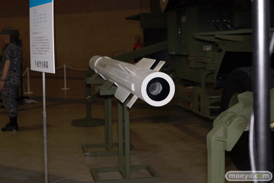ニコニコ超会議2015 画像 自衛隊 地対空誘導弾 ペトリオットシステム発射機 13