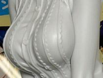 【C3 2015春】リボルブ「ニセコイ 鶫誠士郎」 新作フィギュア原型画像レビュー