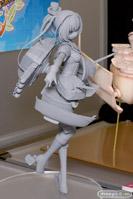 艦隊これくしょん-艦これ- 1/7 駆逐艦 秋月 アオシマ ファニーナイツ 画像 サンプル レビュー フィギュア モワノー 宮沢模型 第35回 商売繁盛セール 03
