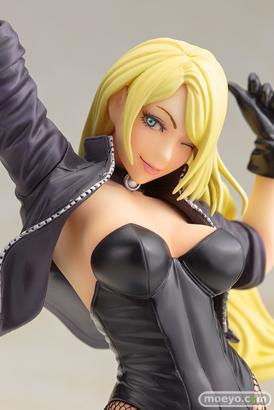 DC COMICS美少女 DC UNIVERSE ブラックキャナリー コトブキヤ 画像 サンプル レビュー フィギュア 株式会社エムアイシー 07