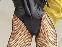 コトブキヤ「DC COMICS美少女 DC UNIVERSE ブラックキャナリー」 新作フィギュア彩色サンプル画像レビュー