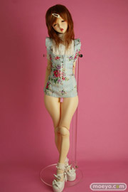 Pink Drops #9 紫珠紅(シズク) QUARANTOTTO リアルアートプロジェクト 画像 サンプル レビュー フィギュア ドール アダルト エロ 10