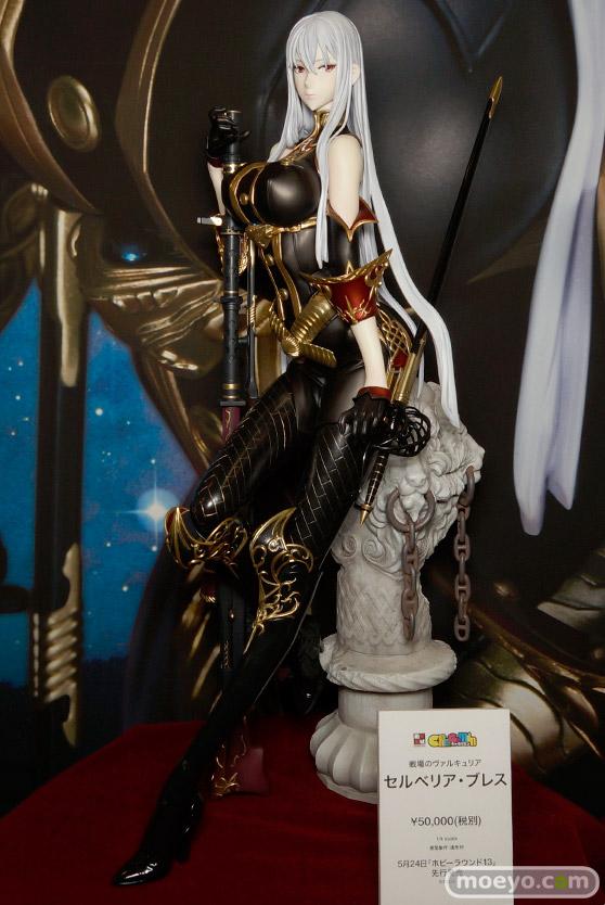 戦場のヴァルキュリア セルベリア・ブレス ボークス キャラグミン 画像 サンプル レビュー フィギュア HOBBY ROUND(ホビーラウンド) 13 01