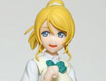 マックスファクトリー「figma ラブライブ! 絢瀬絵里」 新作フィギュア彩色サンプル画像レビュー