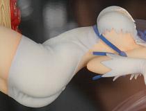 【メガホビ2015春】コトブキヤ「ダンジョンに出会いを求めるのは間違っているだろうか ヘスティア」 新作フィギュア彩色サンプル画像レビュー