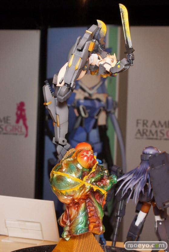 フレームアームズ×フレームアームズ・ガール フェスティバル2015 画像 プラモデル フィギュア サンプル 開発関係者コンペティション 39