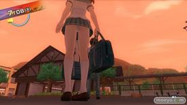 夏色ハイスクル青春白書 PS4 ゲーム 画像 パンツ ローアングル エロ D3 15