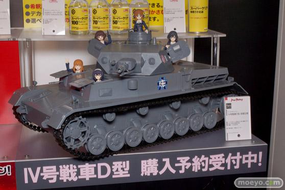 AKIBA模型フェア マックスファクトリー 島風 figma Vehicles ガールズ&パンツァー 1/12 IV号戦車D型 本戦仕様 ネーネ 画像 サンプル レビュー フィギュア プラモデル 01