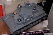 AKIBA模型フェア マックスファクトリー 島風 figma Vehicles ガールズ&パンツァー 1/12 IV号戦車D型 本戦仕様 ネーネ 画像 サンプル レビュー フィギュア プラモデル 04