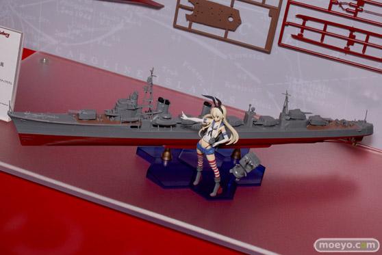AKIBA模型フェア マックスファクトリー 島風 figma Vehicles ガールズ&パンツァー 1/12 IV号戦車D型 本戦仕様 ネーネ 画像 サンプル レビュー フィギュア プラモデル 27