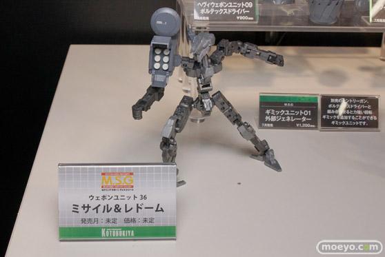 AKIBA模型フェア 画像 サンプル レビュー フィギュア プラモデル コトブキヤ ウェーブ ガイアノーツ 17